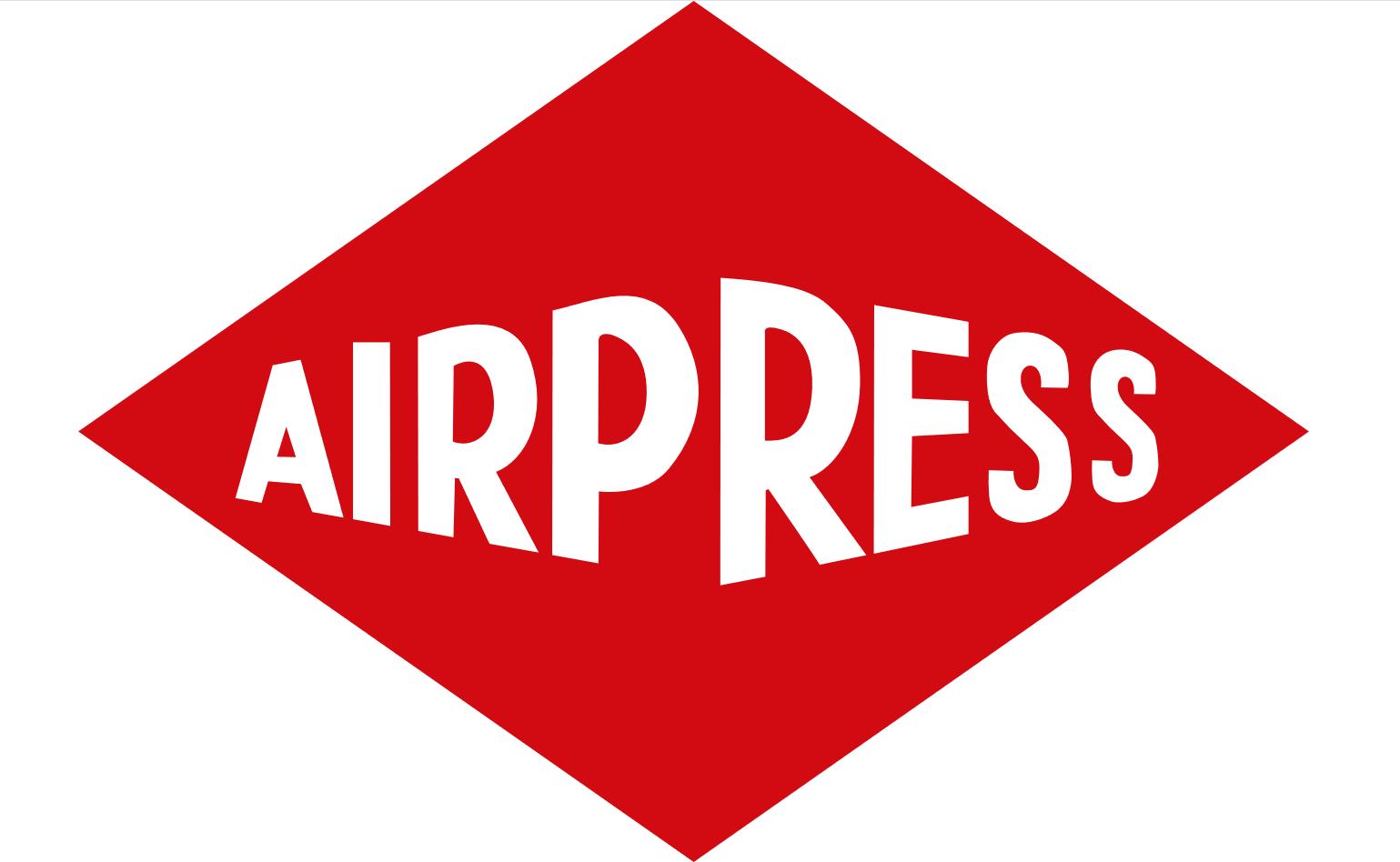 Airpress bij de Sponsorgroep